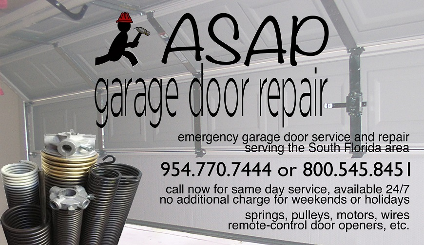 Beau ASAP Garage Service